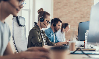 Enhance your business with a scalable contact centre solution and inbound call centre platform designed to grow with your business.